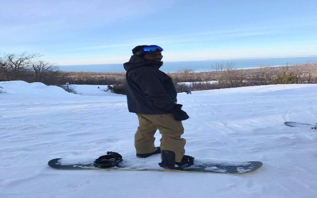 Ralph Ingenierie Snowboard